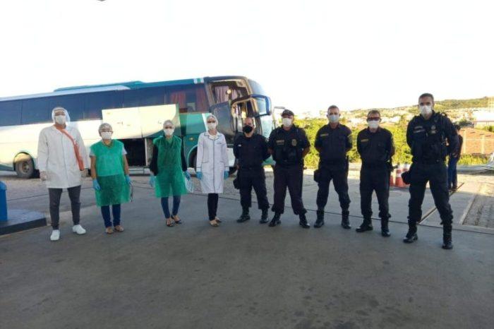 Guarda Municipal de Livramento atende a mais de 250 chamados em fiscalização à Covid-19