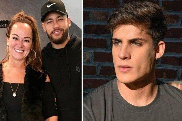Mãe de Neymar e namorado depõem à polícia sobre suposto acidente doméstico