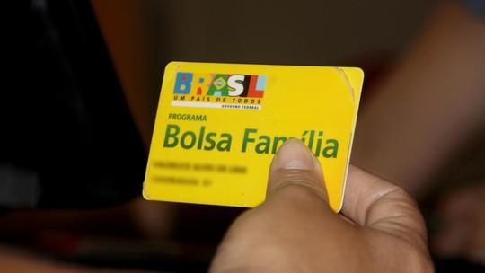 Governo transfere R$ 83,9 milhões do Bolsa Família para comunicação