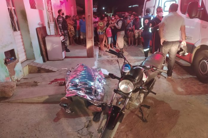 Homem é assassinado com vários tiros em Monteiro; Polícia investiga caso