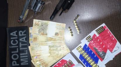 Advogado é preso por porte ilegal de armas, munições e supostamente embriagado
