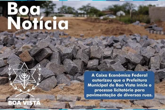 Prefeito André Gomes anuncia autorização para investir R$ 685 mil em Boa Vista