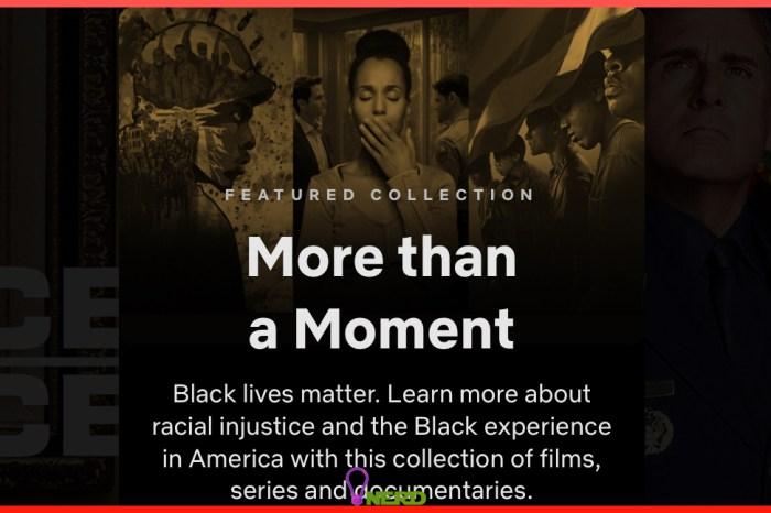 Netflix lança coleções inspiradas em movimento Black Lives Matter