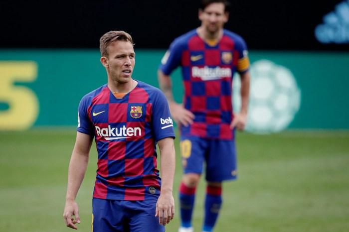 Arthur faz exames médicos e será jogador da Juventus