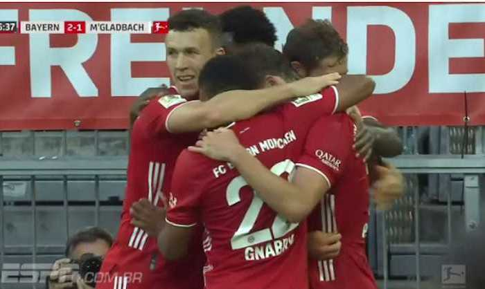 Bayern de Munique vence e fica muito perto do título alemão