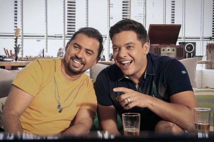 Wesley Safadão e Xand Avião preparam live no Beach Park