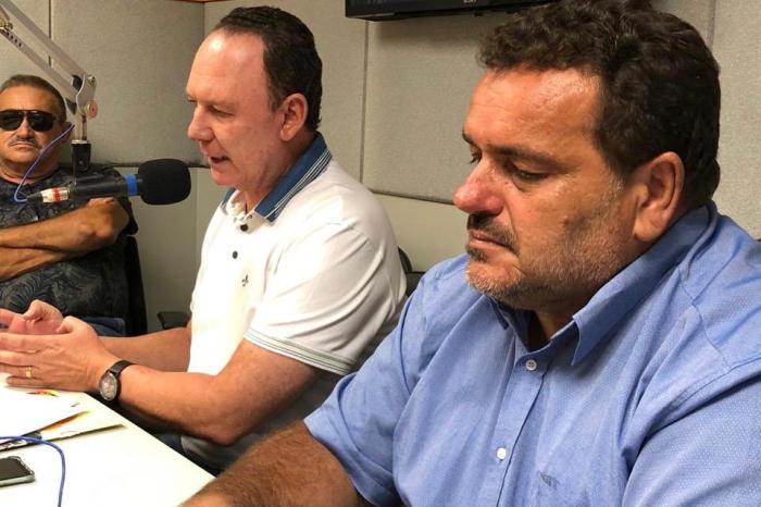 Em Gurjão: Prefeito Ronaldo Queiroz reafirma seu apoio ao pré-candidato Zé Elias