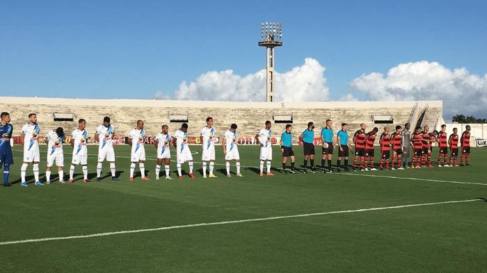 Campinense vence Atlético-PB e se mantém na ponta do Grupo B