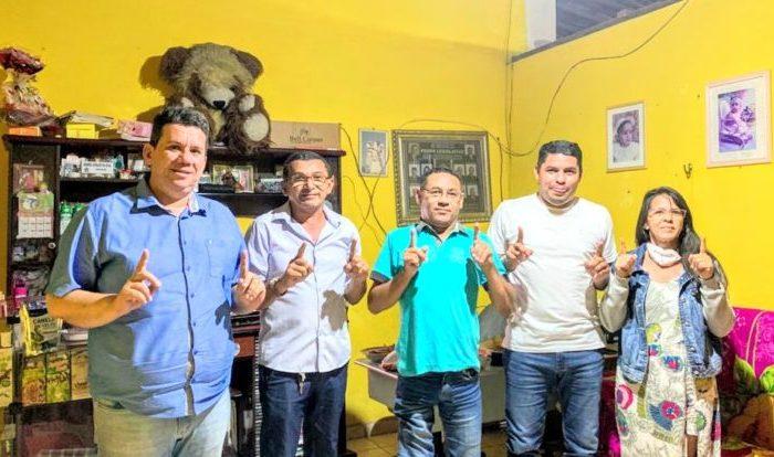 Eleições 2020: Zé João e Tita recebe novas adesões ao projeto de reeleição em Caturité