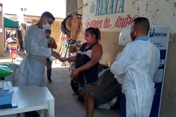 Oposição critica flexibilização do comércio em Monteiro; comerciantes se revoltam