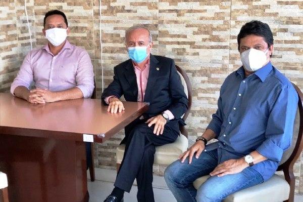 Prefeitura celebra convênio com Governo do Estado para o Hospital de Sumé
