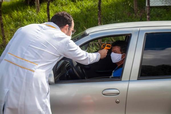 PB passa de 57 mil casos e 1.196 mortes por coronavírus