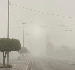 Monteiro registrou a madrugada mais 'gelada' do ano na Paraíba com 12,7ºC