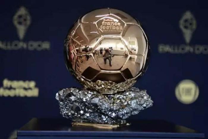 Coronavírus: Prêmio Bola de Ouro é cancelado pela primeira vez desde 1956