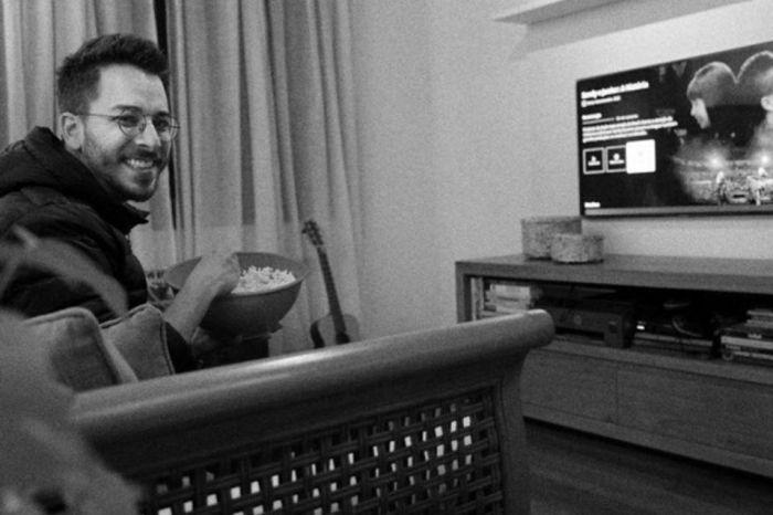 """""""Foi dada largada"""": Junior Lima maratona próprio documentário"""