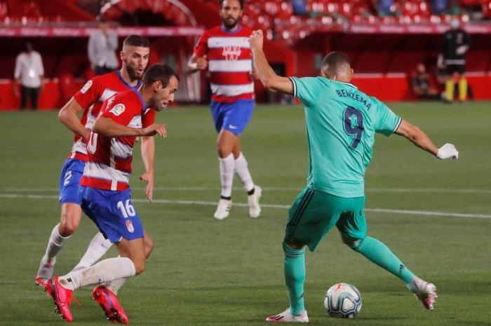 Real Madrid vence fora e fica a uma vitória do título espanhol