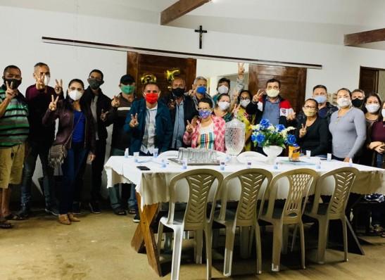 Prefeito reúne pré-candidatos a vereadores e lança pré-campanha em S. S. do Umbuzeiro