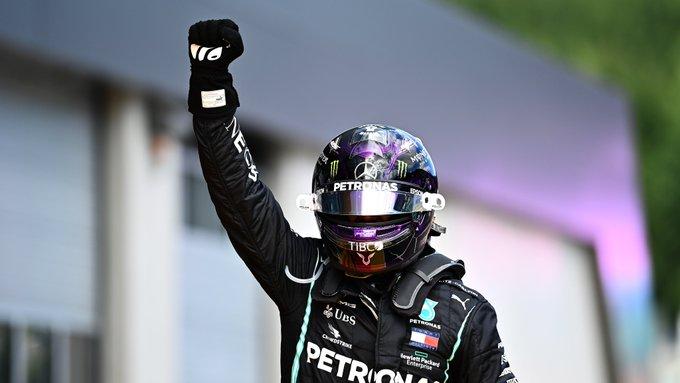 Lewis Hamilton conquista sua terceira vitória temporada na F1