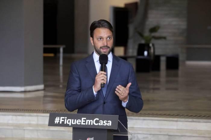 Gilmar Mendes manda soltar secretário dos Transportes Metropolitanos de SP