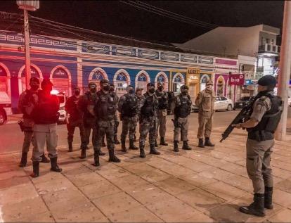 """Polícia Militar realiza """"Operação Cidade Segura"""" no Cariri Paraibano"""