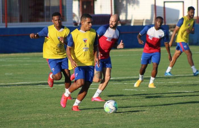 Fortaleza recebe o Bragantino para tentar embalar no Brasileirão