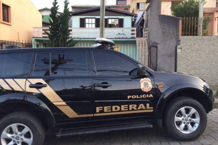 PF cumpre mandados na Paraíba em operação contra tráfico internacional