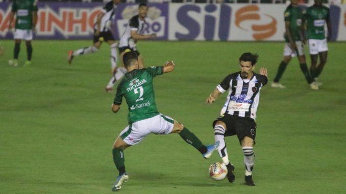 Na estreia do novo técnico, Botafogo-PB empata com Manaus