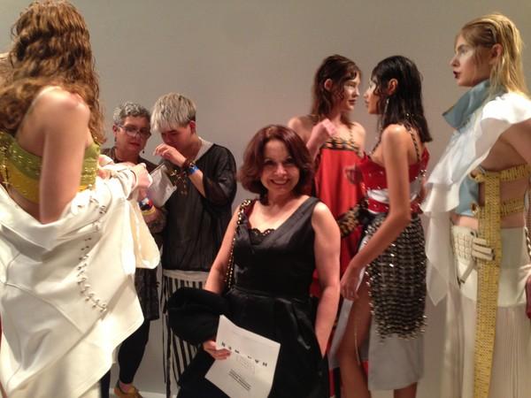 Paraibana lança na Europa coleção inspirada no algodão colorido