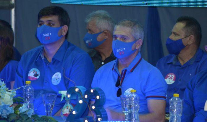 Em Cabaceiras: Chapa Tiago Castro e Ricardo Aires é registrada na Justiça Eleitoral