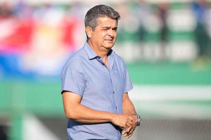 Cruzeiro já está de técnico novo para o Brasileirão