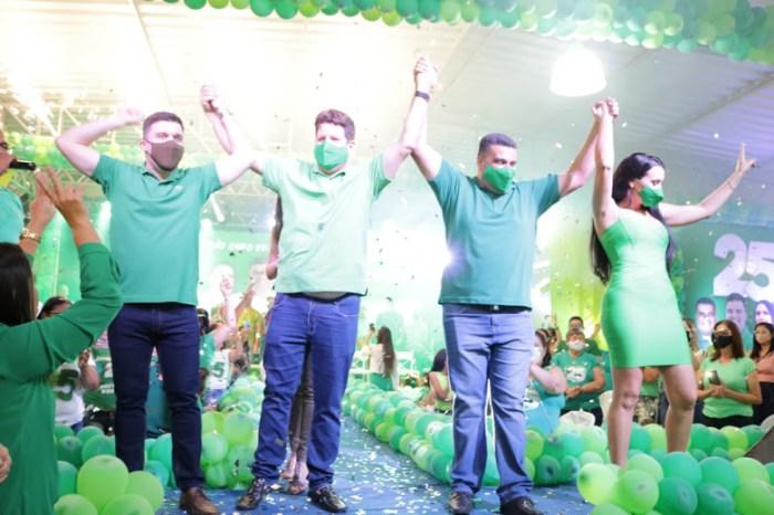Convenção homologa nome de Dr. Augusto para prefeito de Ouro Velho