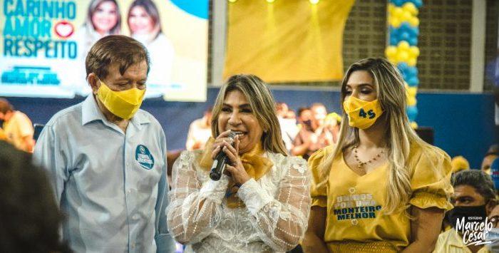 CORONAVÍRUS: Deputado João Henrique e sua filha Dra Micheila permanecem internados