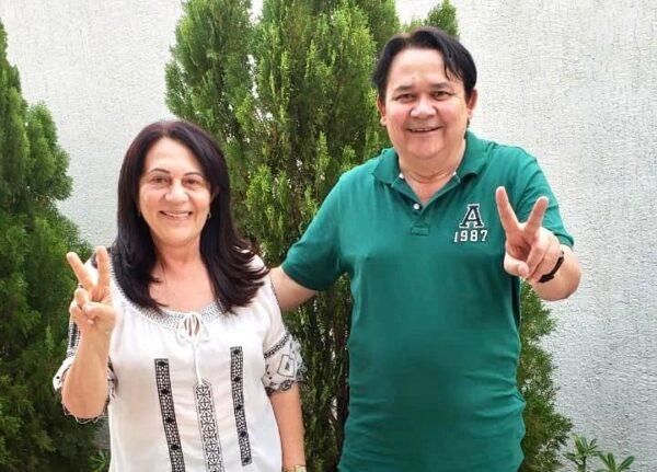Souzinha anuncia Dra Alda como sua pré-candidata a vice e marca convenção