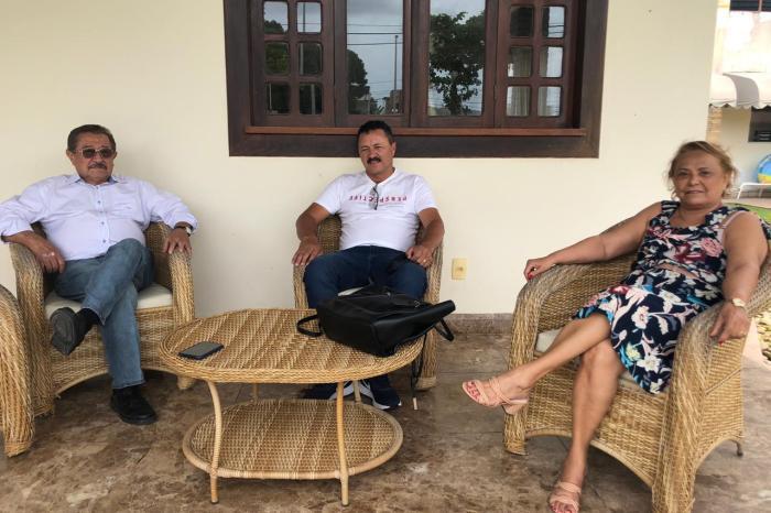 MOÍDOS DA REDAÇÃO: MDB confirma aliança e apoio as pré-candidaturas de Anna Lorena e Celecileno Alves