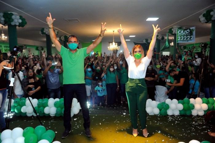 Lorena e Celecileno têm candidaturas homologadas durante convenção em Monteiro