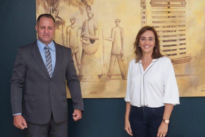 Ana Cláudia confirma Sargento Wellington Silva como vice