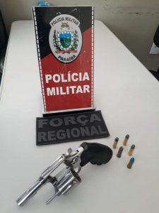 Vereador é detido por porte ilegal de arma de fogo no Cariri