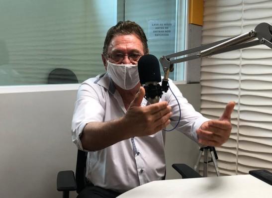 Dr. Marinho anuncia desistência de disputar a Prefeitura de Gurjão