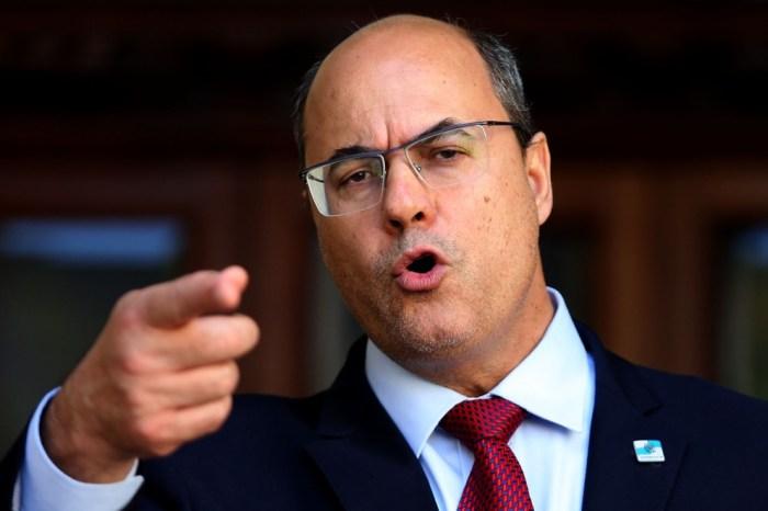 Defesa de Witzel pede ao Supremo que suspenda julgamento no STJ