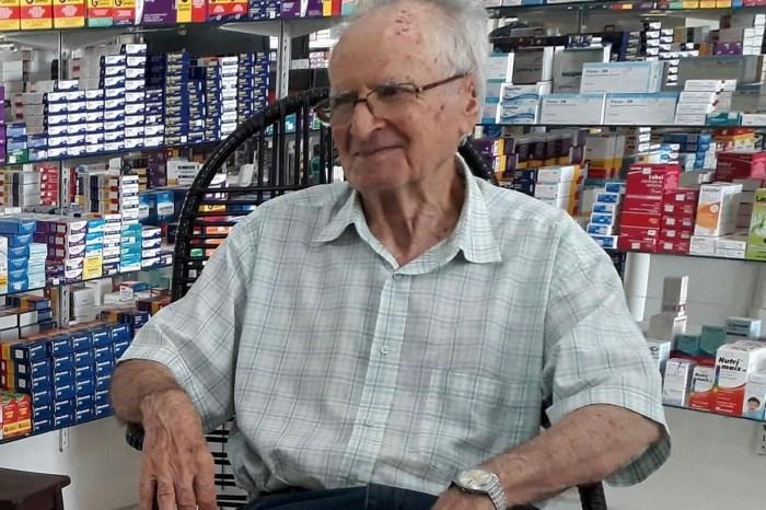 Morre aos 85 anos, o ex-prefeito de Monteiro Jorge Menezes
