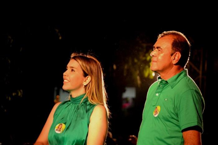 Anna Lorena e Celecileno têm candidaturas homologadas pela Justiça Eleitoral