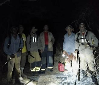 Incêndio em São Sebastião do Umbuzeiro é controlado por bombeiros da unidade Cariri