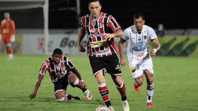 Botafogo-PB perde para o Santa Cruz e segue no Z-2 da Série C