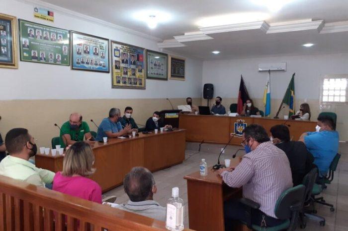 Boa Vista, São J. do Cariri, Gurjão e Caraúbas estão autorizados a realizarem eventos políticos