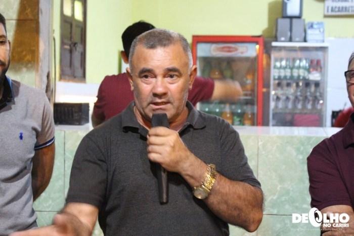 Por unanimidade, TCE aprova as contas do exercício de 2017 do prefeito Josa de Parari