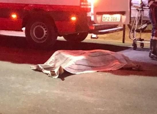 Colisão entre carro e moto deixa homem morto em cidade do Cariri