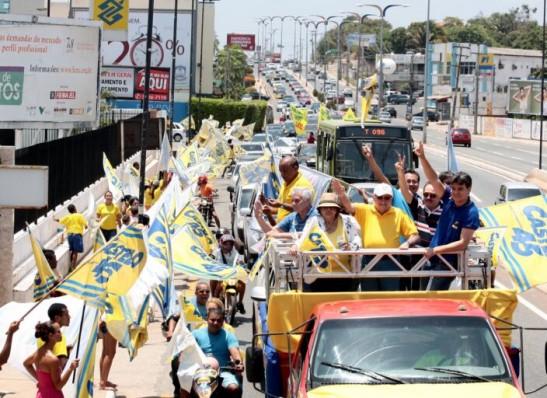 Comícios, carreatas e passeatas estão proibidos em Monteiro a partir de segunda-feira
