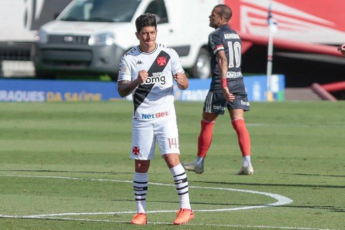 São Paulo fica no empate com o Vasco no Morumbi