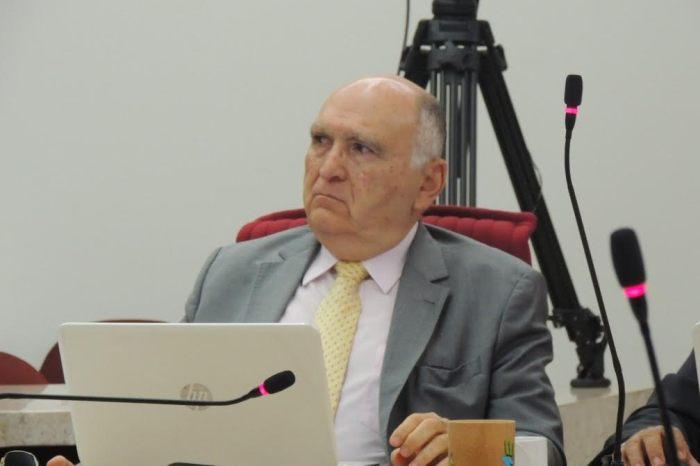 Ministro nega pedido de Nominando Diniz para voltar ao TCE-PB