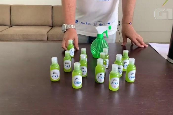 Projeto de extensão ensina como fazer repelente natural contra Aedes e beneficia Cariri